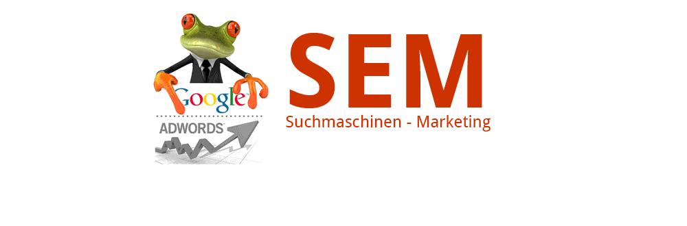 SEM – Suchmaschinen Marketing