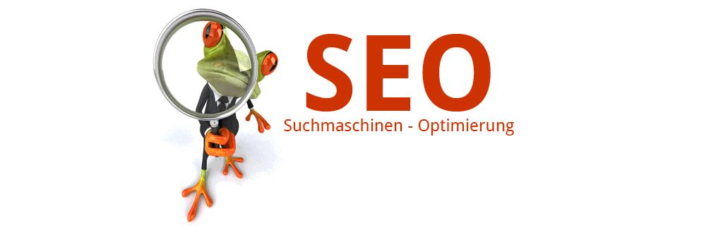 SEO – Suchmaschinen Optimierung
