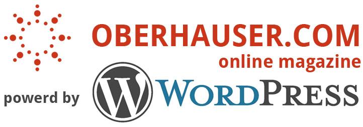 Oberhauser Online Magazine WP powerd
