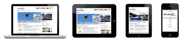 oberhauser.com Responsive Design WordPress Magazine Theme