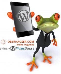 Online Magazine powerd by WordPress