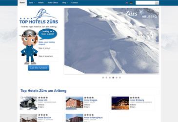 Top Hotels Zürs