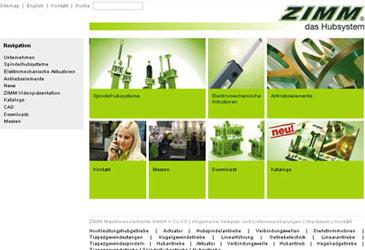 ZIMM Maschinenelemente